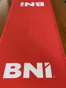 BNI Table Runner